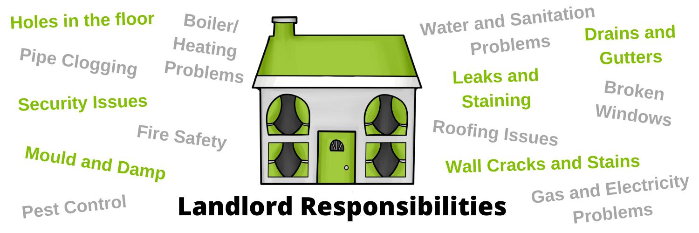 Landlord Responsibilities for Housing Disrepair Claims