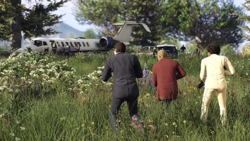 GTA 5 – Grand Theft Auto V (MOD & Cheat)
