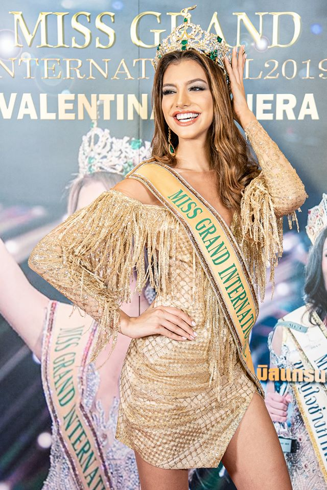 Official Thread of MISS GRAND INTERNATIONAL 2019 - Lourdes Valentina Figuera - VENEZUELA - Page 2 74492962-2635140449842268-2402731059025281024-o