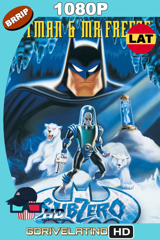 Batman: Bajo Cero (1998) BRRip 1080p Latino-Inglés MKV