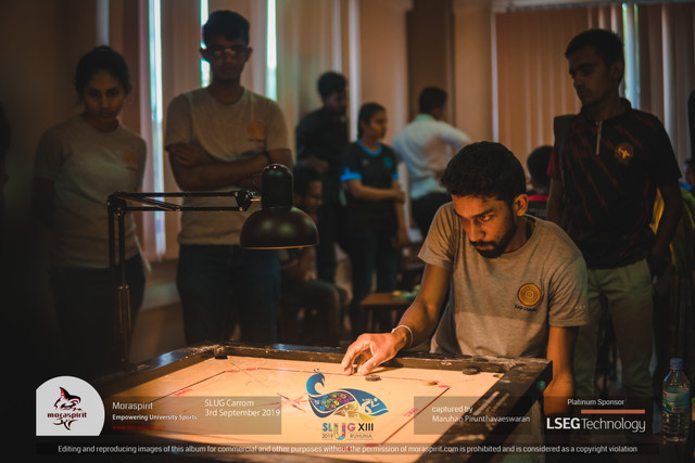The Carom tournament concluded by writing the history newly