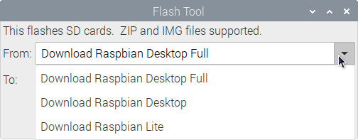 flash download options