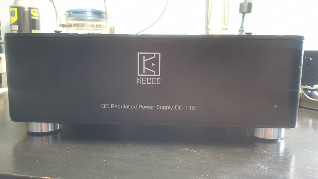Keces DC-116 DC power supply 20190804-124224