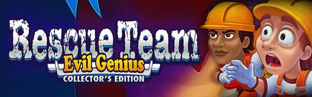 Rescue Team 9: Evil Genius Collector's Edition {v.Final}
