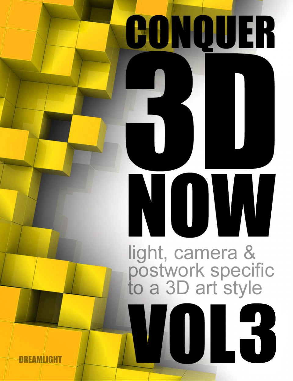 Conquer 3D Now Vol 3 – Zoomed Art