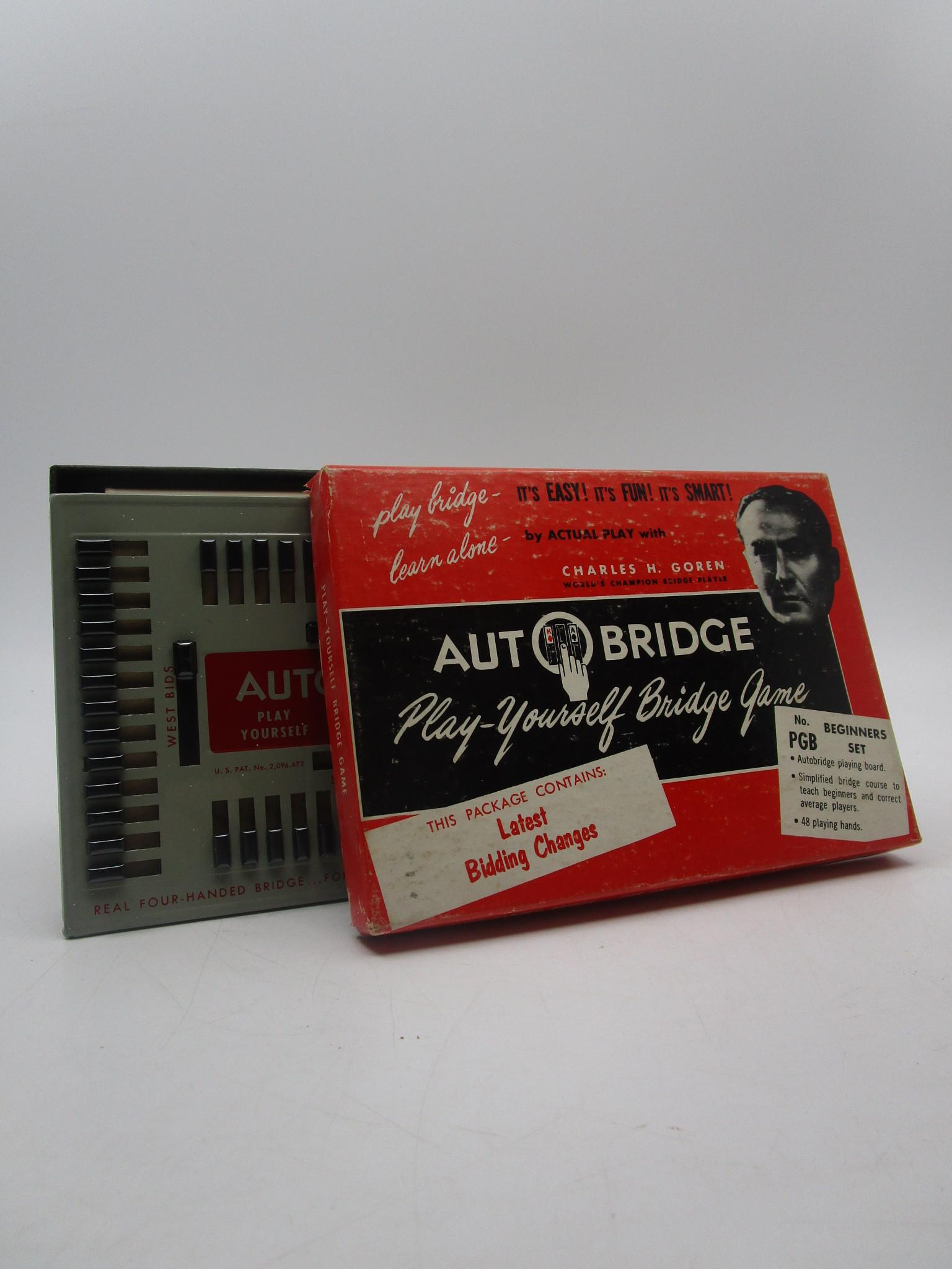 Image for AutoBridge: Play-Yourself Bridge Game