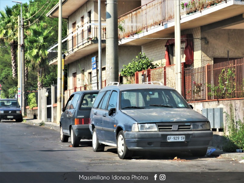 Auto Abbandonate - Pagina 16 Fiat-Tempra-SW-1-6-75cv-93-AF929-SV