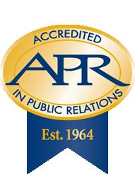 APR-accredited
