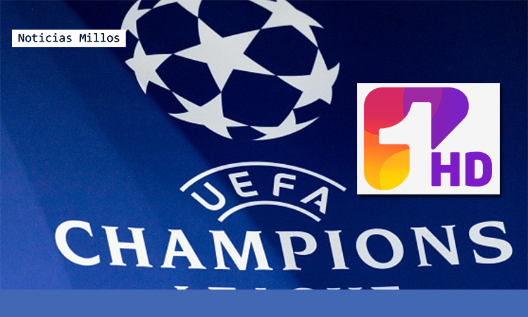 Champions League Canal 1