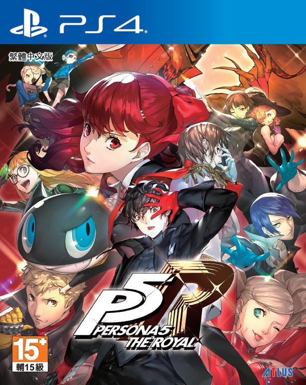 P5R&P5S在日本與亞洲地區的累積銷量雙雙突破50萬套 『P5R』在PlayStation Partner Awards 2020獲頒「PARTNER AWARD」!  P5R-pkg