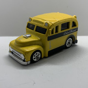 Schoolbus Busted