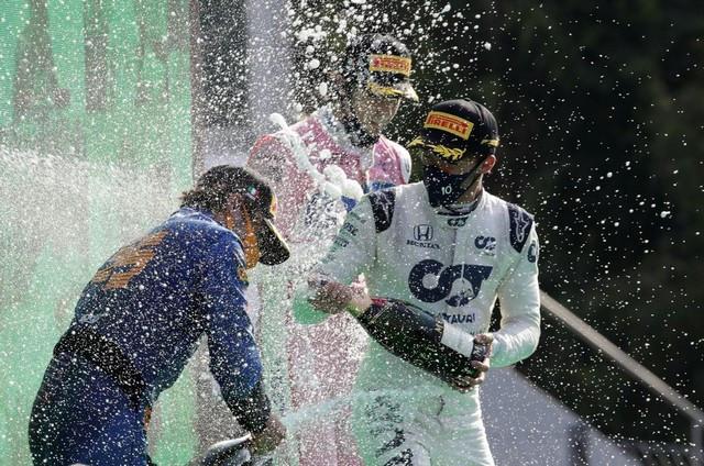 F1 GP d'Italie 2020 : Victoire Pierre Gasly (Alpha Tauri) 3407767-2020