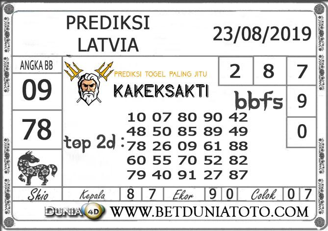 "Prediksi Togel ""LATVIA"" DUNIA4D 23 AGUSTUS 2019"