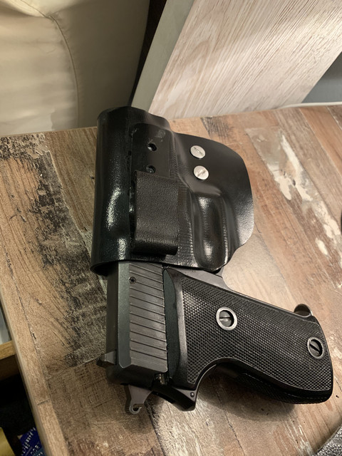 Made a holster today just for fun (p6) - AR15.COM