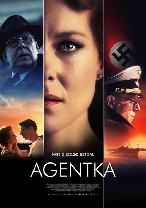 Agentka / The Spy / Spionen (2019) PL.1080p.BluRay.x264.DD2.0-FOX / Lektor PL