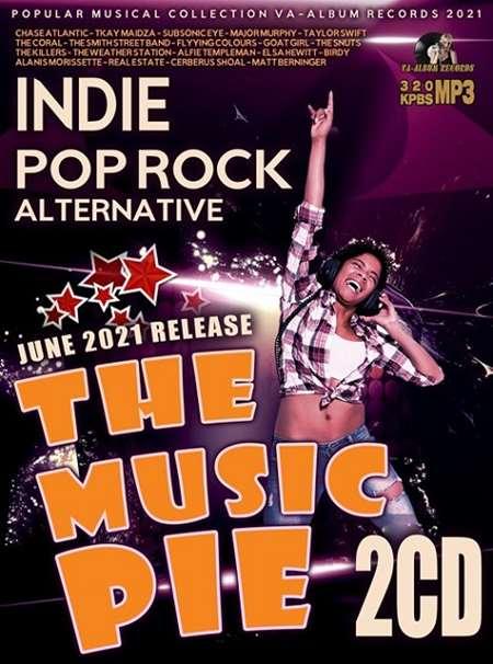 VA - The Music Pie Pop-Rock Indie [2CD] (2021)