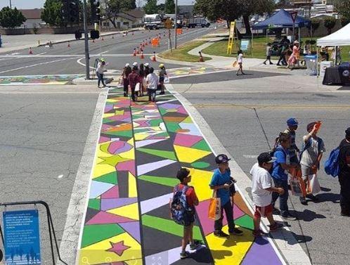 Art Crosswalk