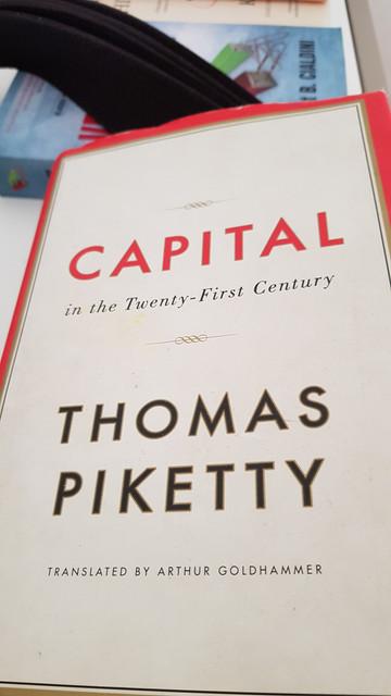 Capital in 21st century - Thomas Pikkety
