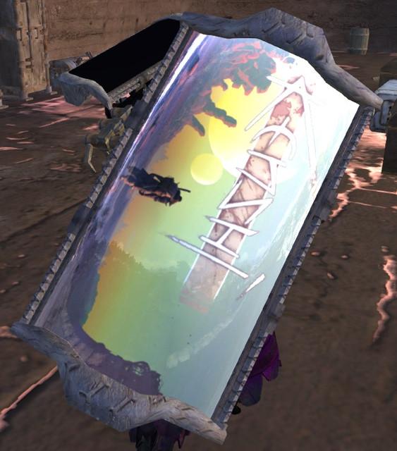 Custom Paint Shield / Изготовляемый окрашиваемый щит (RU)