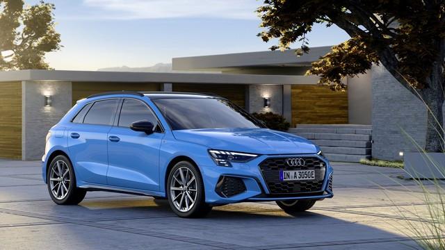 Conduisez jusqu'à 67 km en utilisant l'énergie électrique : La nouvelle Audi A3 Sportback 40 TFSI e A206516-medium