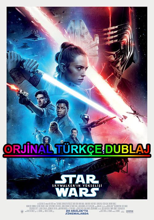 Star Wars: Skywalker'ın Yükselişi | 2020 | BDRip | XviD | Türkçe Dublaj | 4K - m720p - m1080p | BluRay | Dual | TR-EN | Tek Link