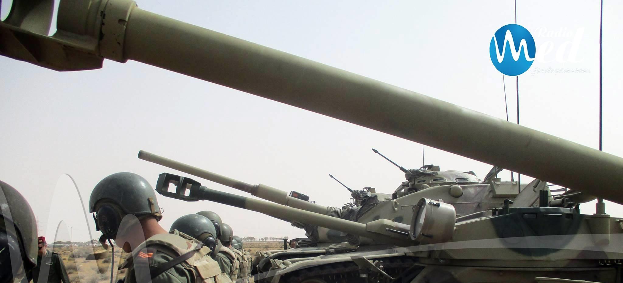 Armée Tunisienne / Tunisian Armed Forces / القوات المسلحة التونسية - Page 16 12998332-1122241314465032-4692575534702415538-o