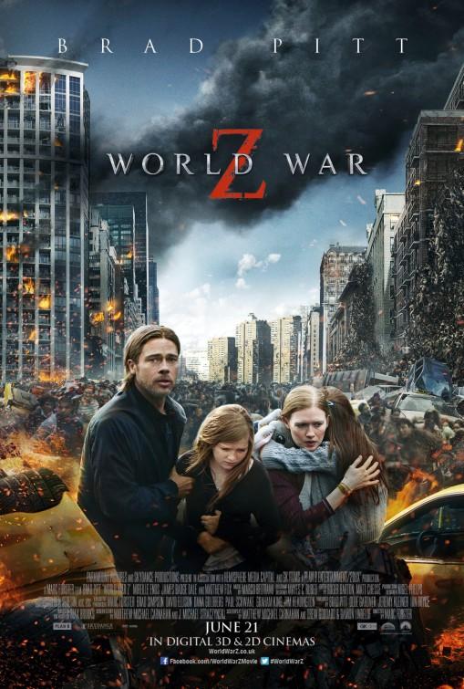 World War Z (2020) Dual Audio Hindi 720p BluRay x264 800MB ESub