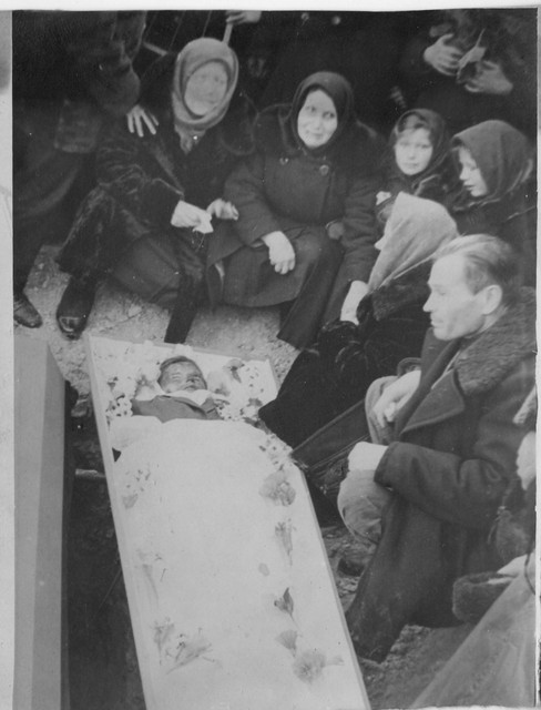 Dyatlov pass funerals 9 march 1959 43