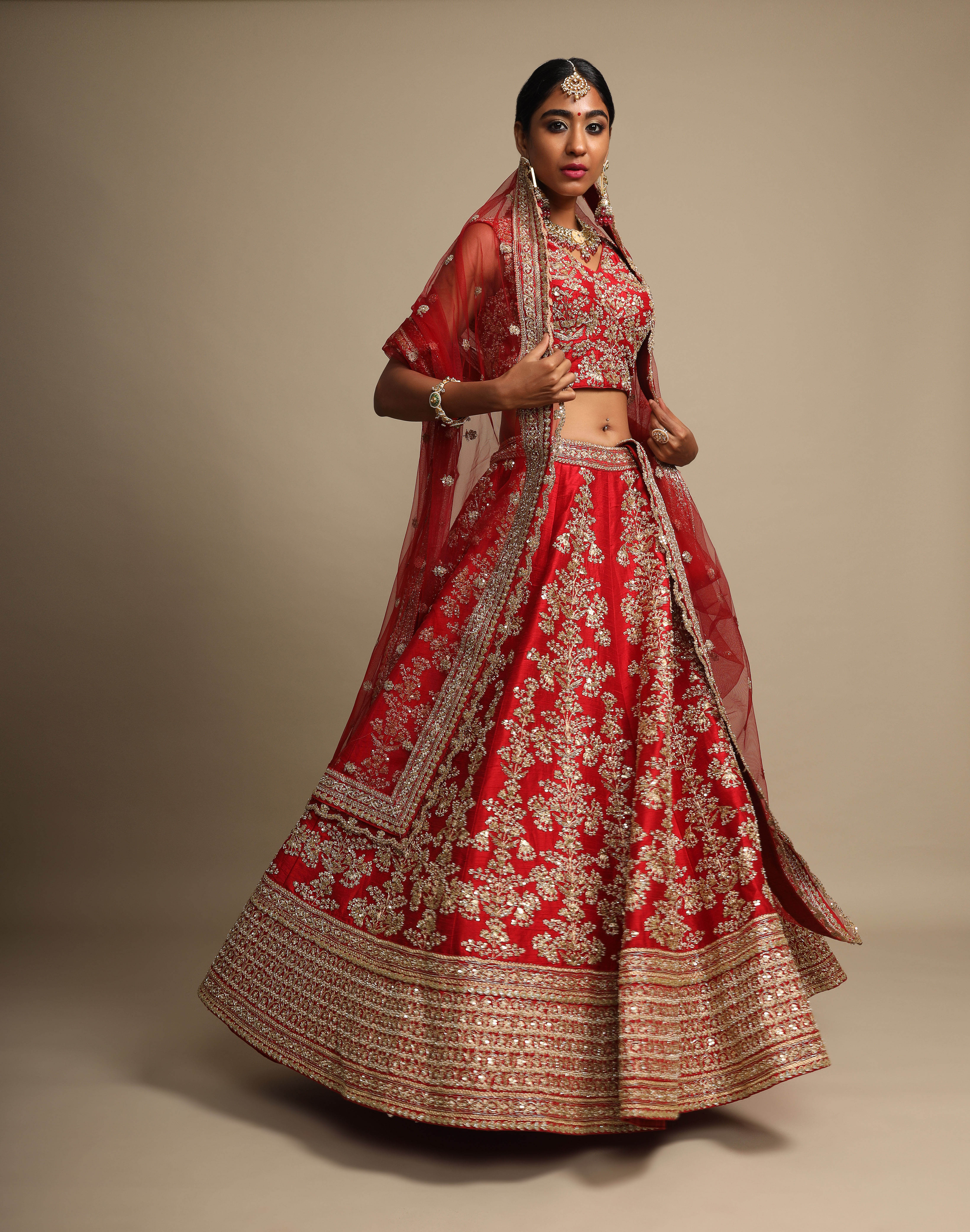 Lehengas For The Contemporary Indian Bride