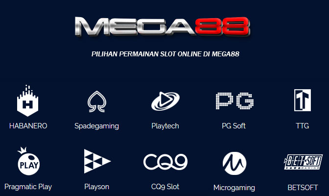 Pilihan permainan slot online