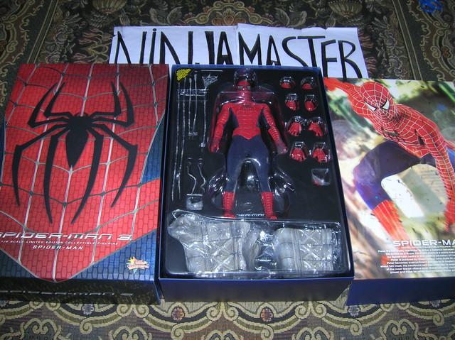 Spider-man-3-Hot-Toys
