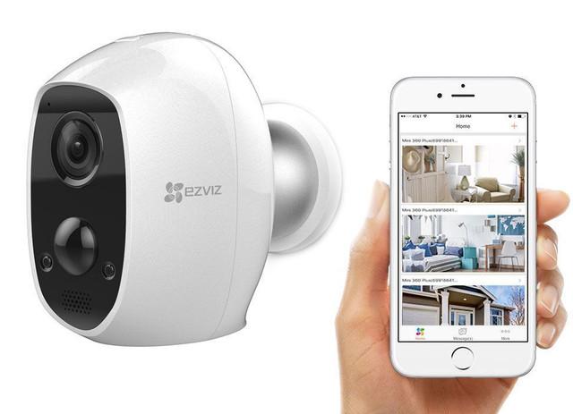 Мини камеры наблюдения для охраны