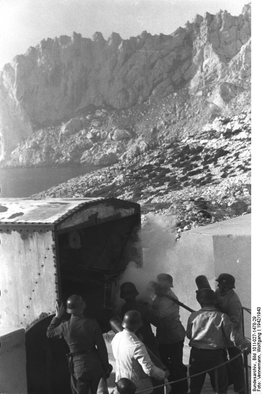 Mar 184, MKB 6./611, Croisette Fort Napoléon (Marseille, 13) - Page 8 Bundesarchiv-Bild-101-I-027-1478-29-S-dfrankreich-K-stenbatterie