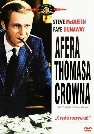 Afera Thomasa Crowna / The Thomas Crown Affair (1968) PL.AC3.DVDRip.XviD-GR4PE | Lektor PL