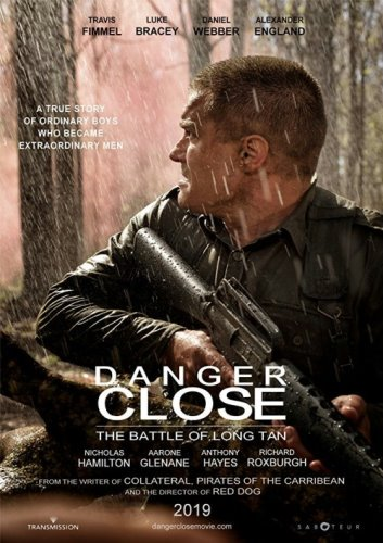Bitwa o Long Tan / Danger Close: The Battle of Long Tan (2019) PL.BDRip.XviD-KiT | Lektor PL