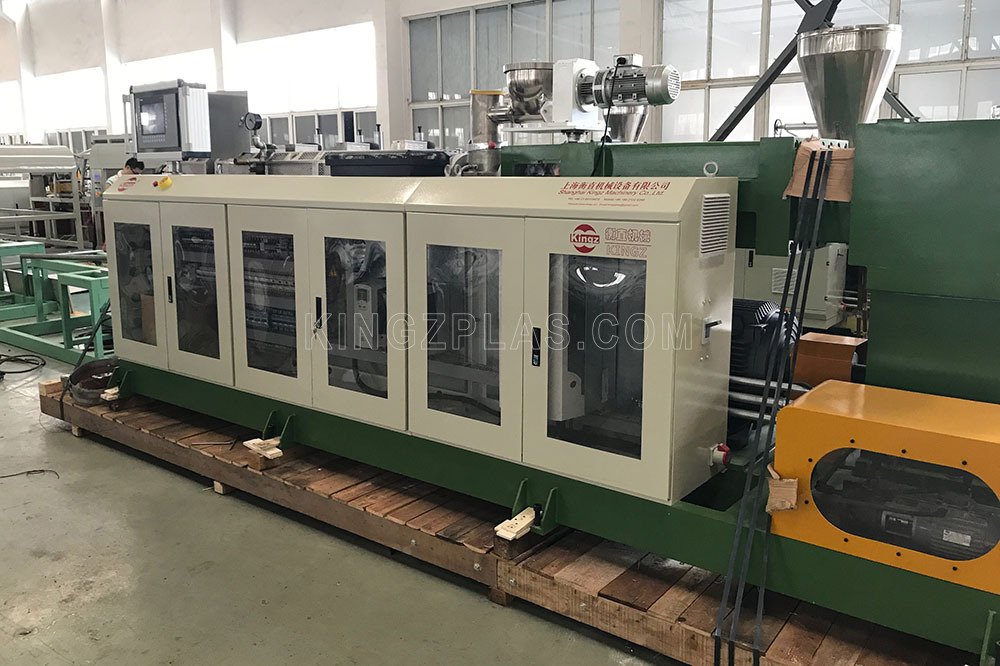 Parallel-Twin-Screw-Extruder