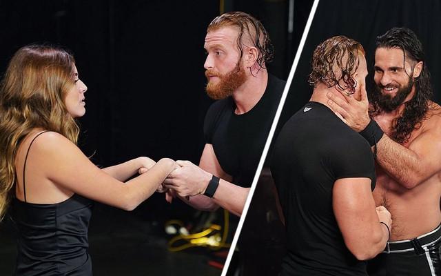 Seth Rollins perdona a Murphy y Aliyah enfurece