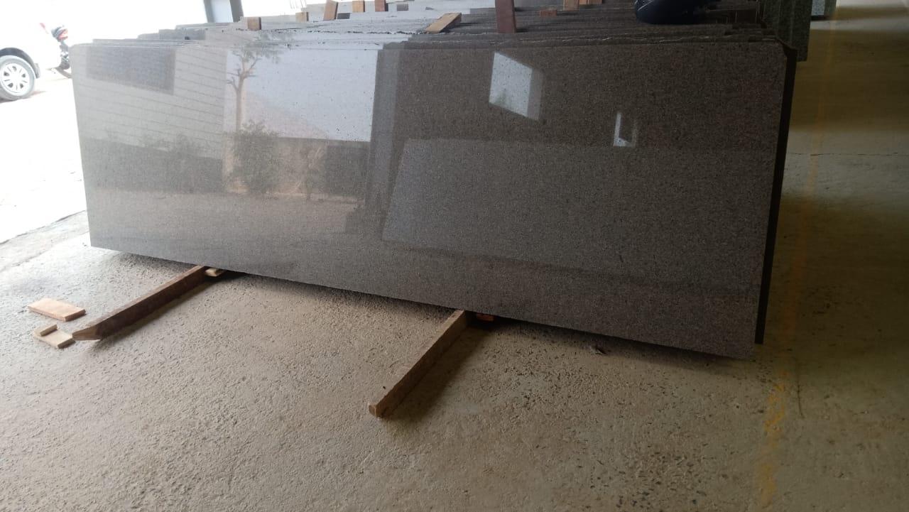 GD Brown Granite Slabs