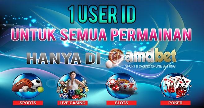 1 ID untuk all game