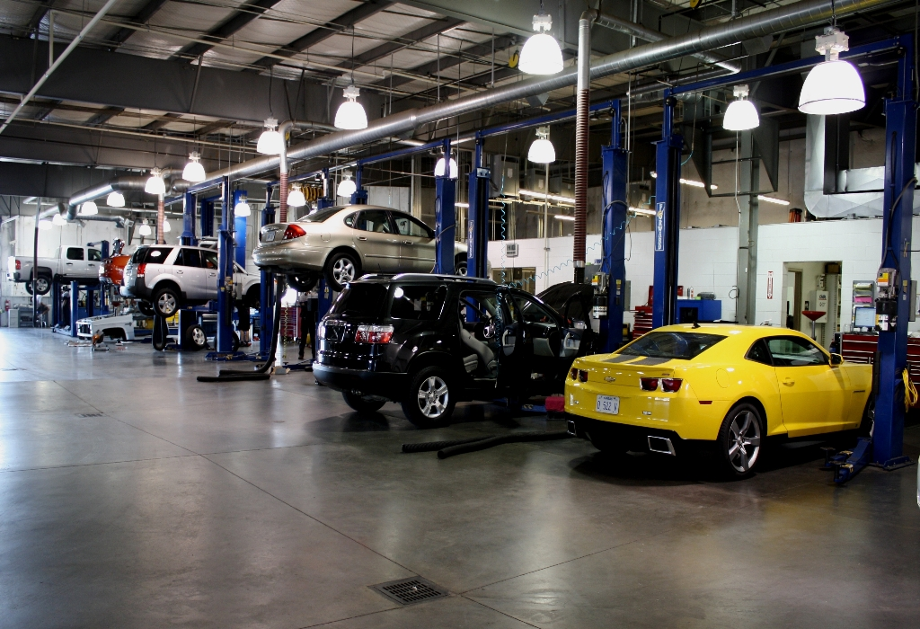 Auto Repair Clearance Service