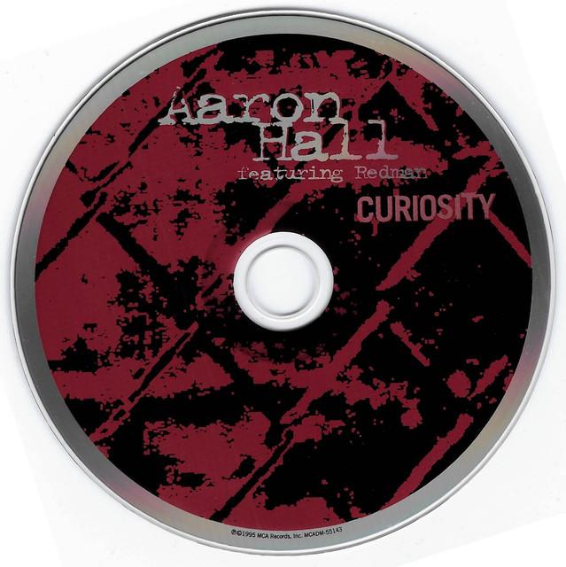 Aaron-Hall-0-Curiosity-CD