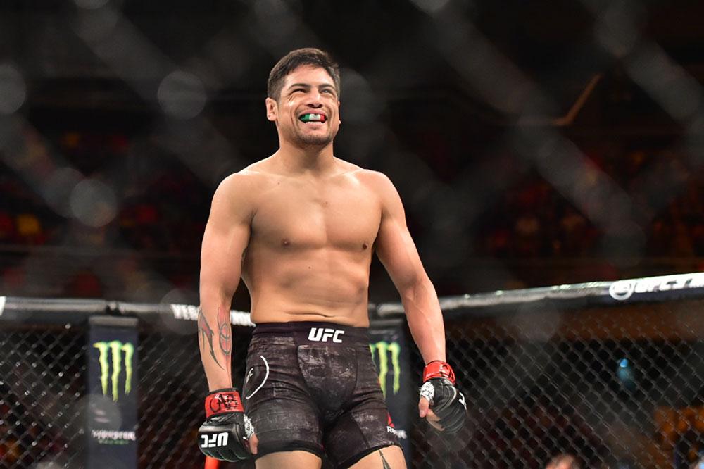 Габриел Бенитес отпадна от UFC Fight Night 183 заради COVID-19