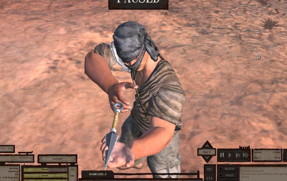 Arkhiel's Ranged Weapons