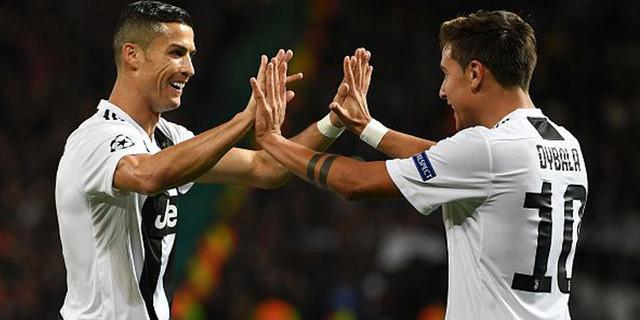 Juventus Bikin Rekor