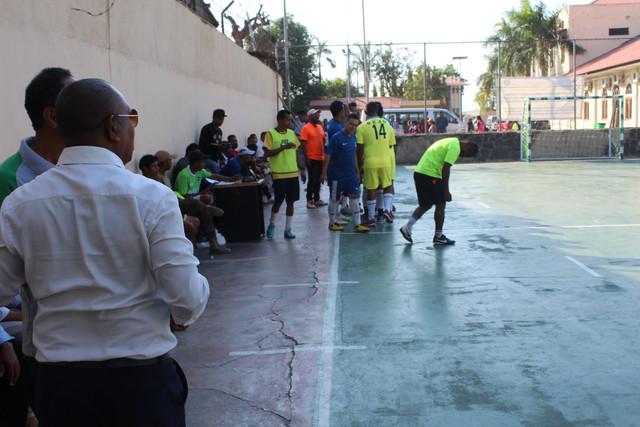 Ekipa futsal SEJD iha jogu funsaun publika 2019