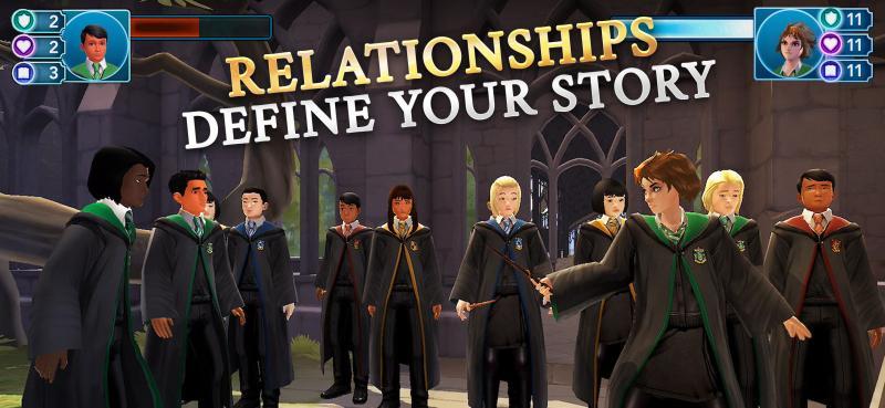 Harry Potter: Hogwarts Mystery (MOD, Unlimited All)