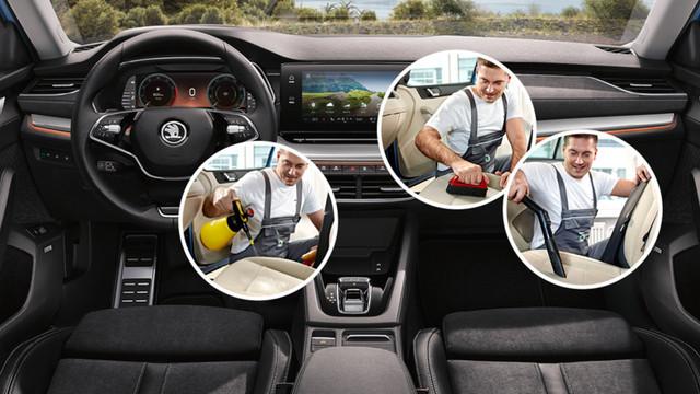 Inilah Cara Tepat Membersihkan Interior Mobil Anda