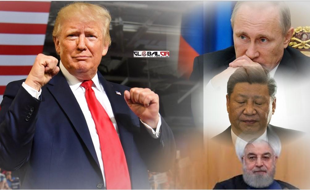 TRAGOM PODATAKA AMERIČKE KONTRAOBAVJEŠTAJNE SLUŽBE: Zašto Rusija, Kina i Iran nikako ne žele reizbor predsjednika Donalda Trampa?!