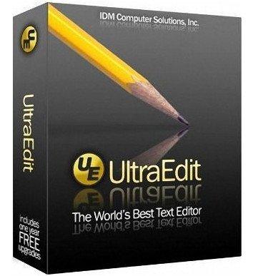 IDM UltraEdit v27.10.0.76 [32/64][Multi][VS]