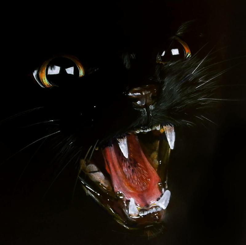 Кот Баюн и его тёмное прошлое